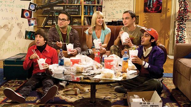 Fotograma del capítulo 200 de 'The Big Bang Theory'.