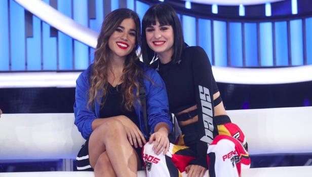 Julia y Natalia, dos de las favoritas de 'OT 2018'.