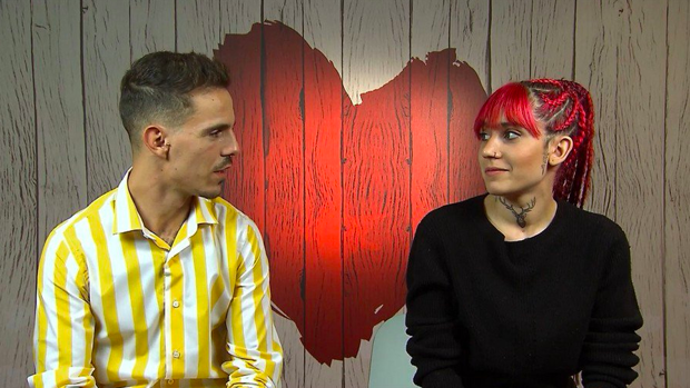 Jonathan y Patricia protagonizaron la cita más desagradable de 'First Dates'.
