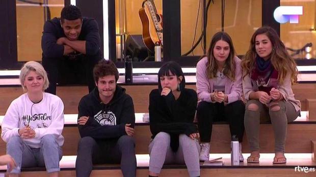 Los concursantes que quedan vivos en 'OT 2018'.