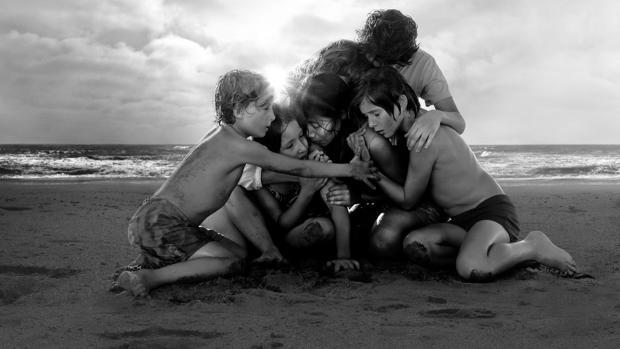 Fotograma de la película 'Roma', de Alfonso Cuarón.