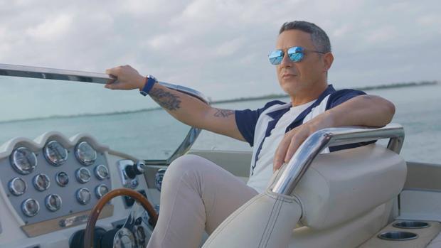 Alejandro Sanz, en Miami.