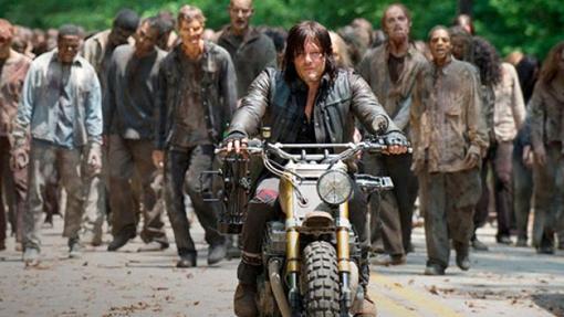 Es fácil atraer a los muertos y mantenerlos a cierta distancia, algo que hemos visto en la sexta temporada de The Walking Dead