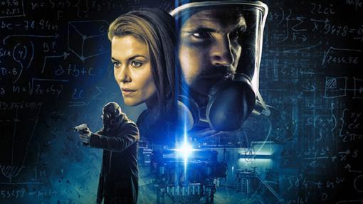 Poster de ARQ, la nueva película de Netflix