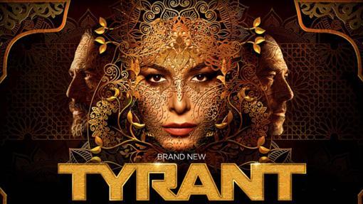 Poster promocional de la tercera temporada de Tyrant