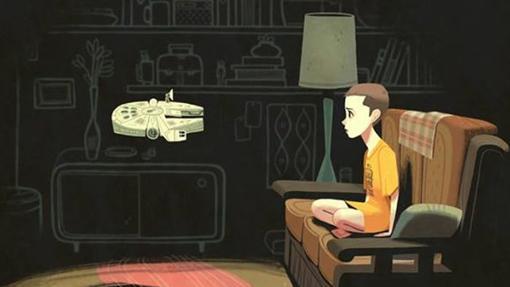 Star Wars tuvo su momento en la primera temporada de Stranger Things, ahora le toca el turno a otras películas