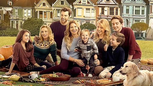 Las protagonistas de esta sitcom familiar