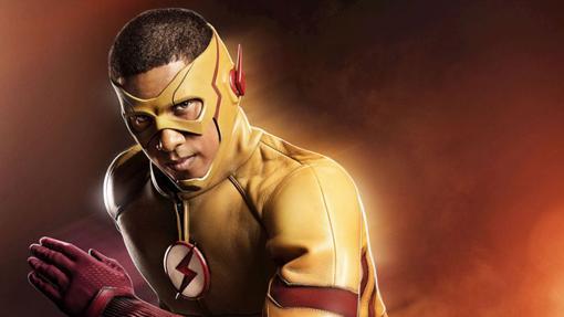 Así es Kid Flash