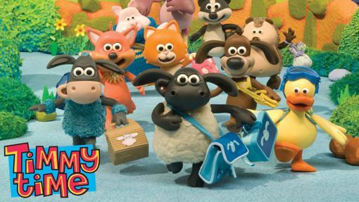 Timmy y sus compañeros de la escuela campestre