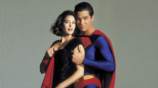 Una de mis versiones favoritas de Lois y Superman