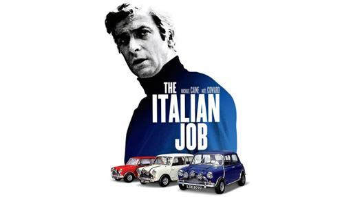 Michael Caine era el protagonista de la primera The Italian Job