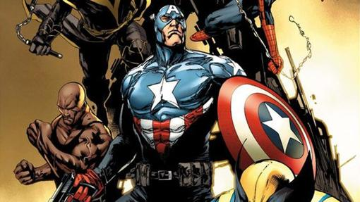 Luke Cage ha luchado con héroes como El Capitán América