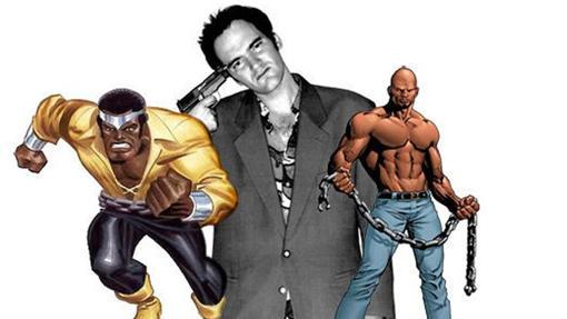 Tarantino y Marvel no llegaron a un acuerdo para hacer la película de Luke Cage