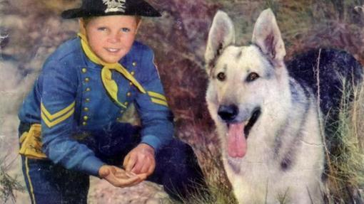 Rin Tin Tin y su dueño