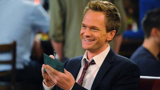 Haced como Barney e id tomando notas de estas frases para amantes de la series