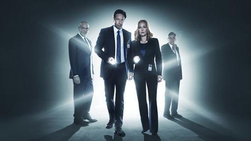 Mulder, Scully, Skinner y el fumador en la última temporada de Expediente X