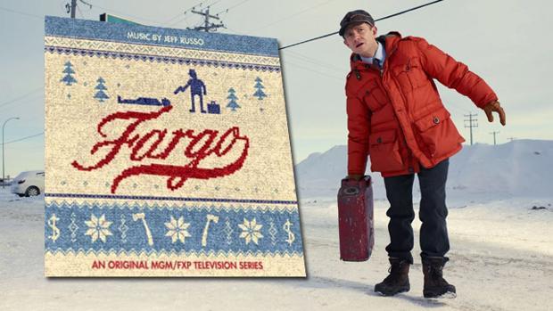 La caratula de la BSO de la primera temporada de Fargo, una auténtica maravilla