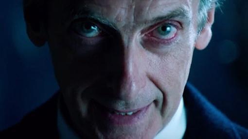 Peter Capaldi en el spin-off de Doctor Who