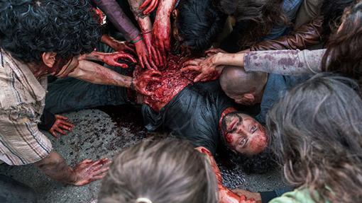 El gore y la violencia son necesario en una serie de zombis como Fear the Walking Dead