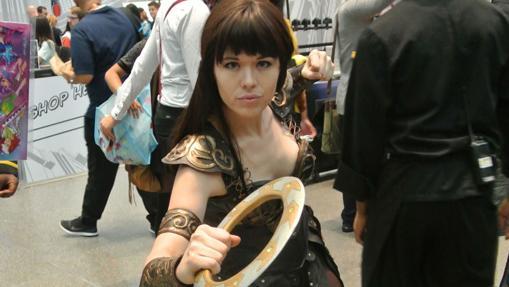 Xena, la princesa guerrera en horas bajas