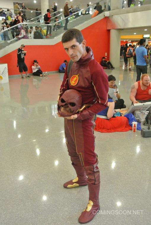 ¿Una versión malvada de Barry Allen?
