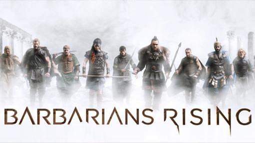 Algunos de los barbaros que pondrían en jaque a Roma