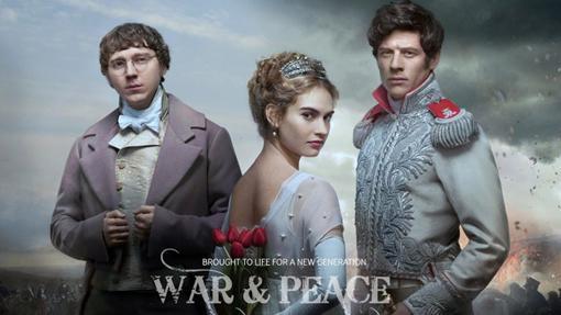 Los principales protagonistas de Guerra y Paz