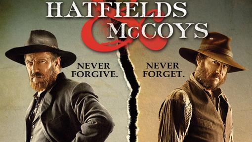 Los patriarcas de los clanes enfrentados en Hatfields and McCoys