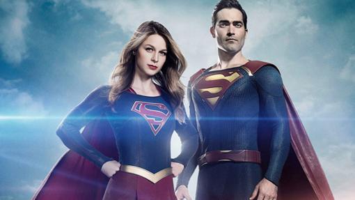 Los Supergirl y Superman de The CW