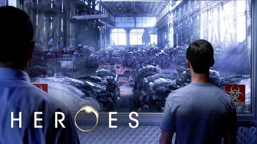 Los personajes de Héroes veían un futuro azotado por el virus Shanti