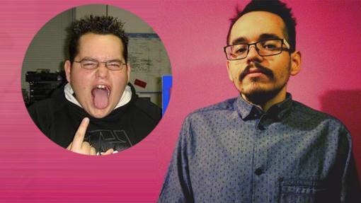 El antes y el ahora de Andrés de la Cruz