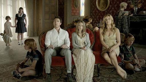 La familia protagonista de la primera temporada de American Horror Story