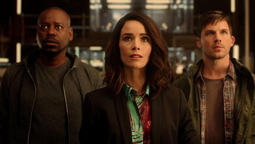 La patrulla del tiempo de NBC