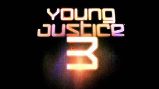 La imagen promocional que Warner ha usado para anunciar la tercera temporada de Young Justice