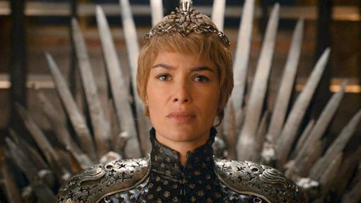 Cersei como la reina al final de la sexta temporada