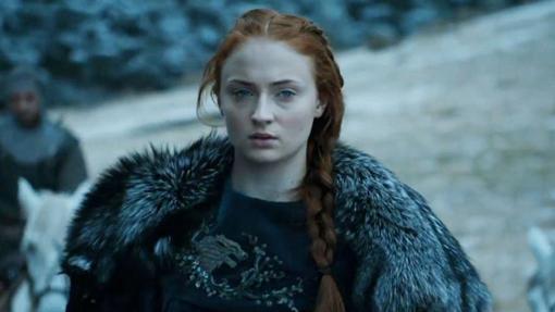 Sansa Stark al final de la sexta temporada