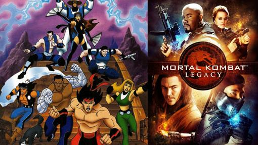 Mortal Kombat: Defensores de la Tierra y M.K. Legacy