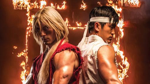 Ryu y Ken, personajes conocidísimos que cuentan con adaptaciones en todo tipo de medios