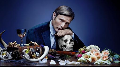 Mads Mikkelsen en Hannibal