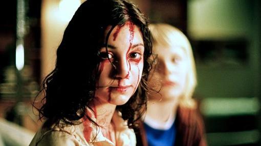 La vampira protagonista de Déjame entrar