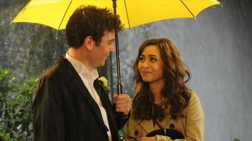 El momento en el que Ted liga con su futura esposa