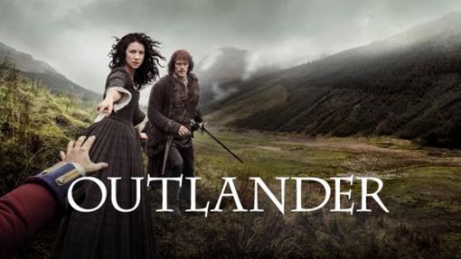Imagen promocional de Outlander