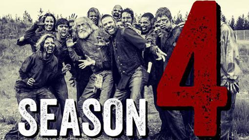 Zombis y humanos celbran la 4ª temporada de Z Nation