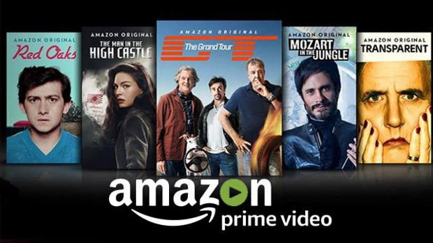 Amazon Prime Series España