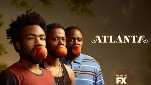Los chicos de la serie Atlanta