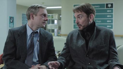 - Hay gente que no tiene ni idea de quienes somos Martin