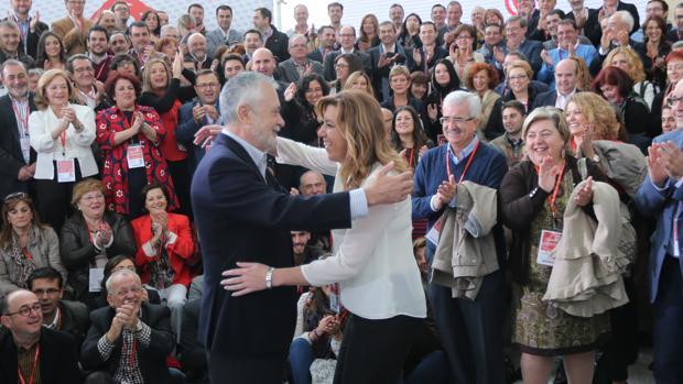 Conferencia Politica del PSOE en noviembre de 2013