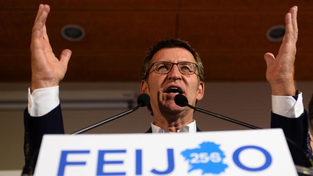 Alberto Núñez Feijóo, revalida su mayoría absoluta y ve respaldada su gestión