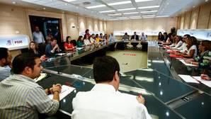 Sánchez toma al PSOE como rehén