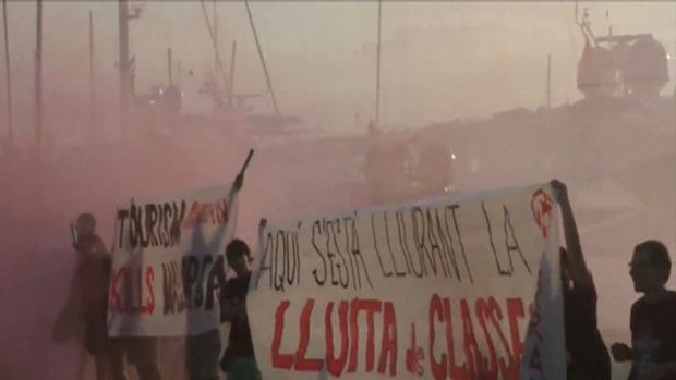 Arran, la organización juvenil de la izquierda independentista catalana